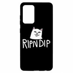 Чохол для Samsung A52 5G Ripndip and cat