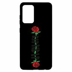 Чехол для Samsung A52 5G RipnDip rose