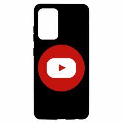 Чохол для Samsung A52 5G Round logo