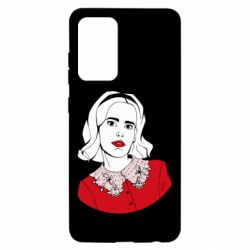 Чехол для Samsung A52 5G Sabrina art