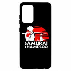 Чохол для Samsung A52 5G Samurai Champloo