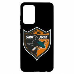 Чохол для Samsung A52 5G San Jose Sharks