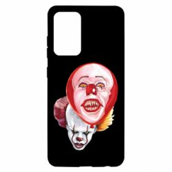 Чохол для Samsung A52 5G Scary Clown