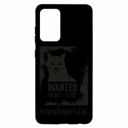 Чохол для Samsung A52 5G Schrödinger's cat is wanted