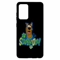 Чехол для Samsung A52 5G Scooby Doo!