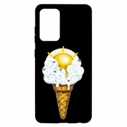 Чохол для Samsung A52 5G Sea ice cream