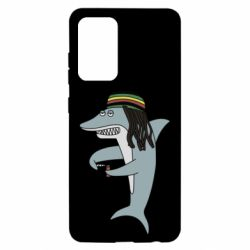Чохол для Samsung A52 5G Shark Rastaman