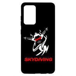 Чохол для Samsung A52 5G Skidiving