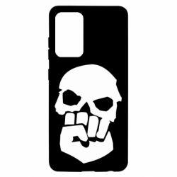 Чехол для Samsung A52 5G Skull and Fist