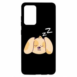 Чохол для Samsung A52 5G Sleeping dog