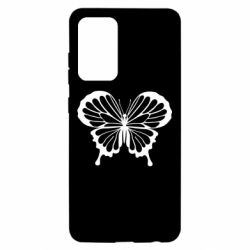 Чохол для Samsung A52 5G Soft butterfly
