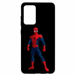 Чохол для Samsung A52 5G Spiderman in costume