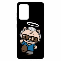 Чохол для Samsung A52 5G Stan lee in hello kitty style