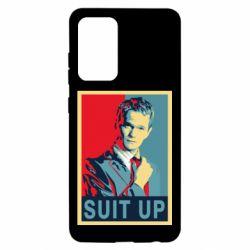 Чехол для Samsung A52 5G Suit up!
