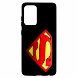 Чехол для Samsung A52 5G Superman Logo