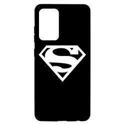 Чехол для Samsung A52 5G Superman одноцветный