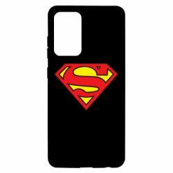 Чехол для Samsung A52 5G Superman Symbol