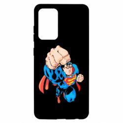 Чохол для Samsung A52 5G Супермен Комікс