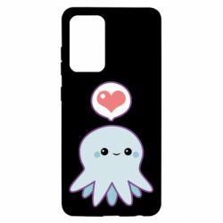 Чехол для Samsung A52 5G Sweet Octopus