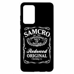 Чохол для Samsung A52 5G Сини Анархії Samcro