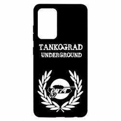 Чохол для Samsung A52 5G Tankograd Underground