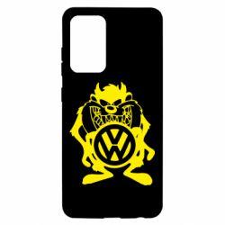 Чехол для Samsung A52 5G Тасманский дьявол Volkswagen