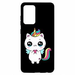 Чохол для Samsung A52 5G The cat is unicorn