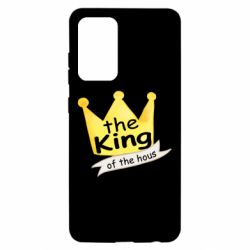 Чохол для Samsung A52 5G The king of the house