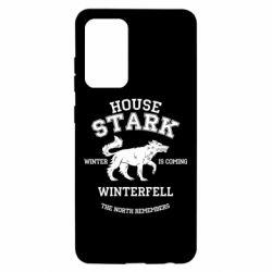 Чехол для Samsung A52 5G The North Remembers - House Stark