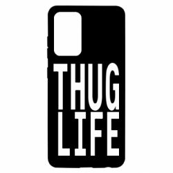 Чохол для Samsung A52 5G thug life