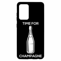 Чохол для Samsung A52 5G Time for champagne