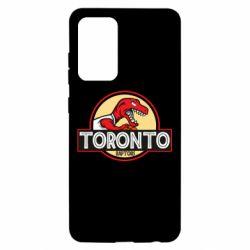 Чохол для Samsung A52 5G Toronto raptors park