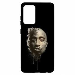 Чехол для Samsung A52 5G Tupac Shakur