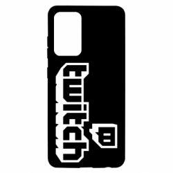 Чохол для Samsung A52 5G Twitch logotip