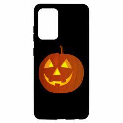 Чохол для Samsung A52 5G Тыква Halloween