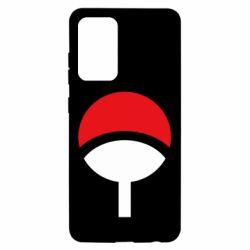 Чехол для Samsung A52 5G Uchiha symbol