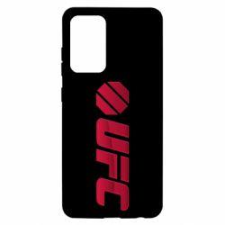 Чехол для Samsung A52 5G UFC Main Logo