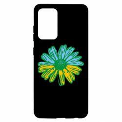 Чехол для Samsung A52 5G Українська квітка