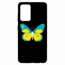 Чехол для Samsung A52 5G Український метелик