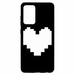 Чохол для Samsung A52 5G Undertale heart