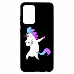 Чехол для Samsung A52 5G Unicorn swag