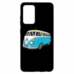 Чехол для Samsung A52 5G Vector Volkswagen Bus