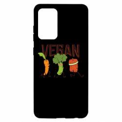 Чохол для Samsung A52 5G Веган овочі