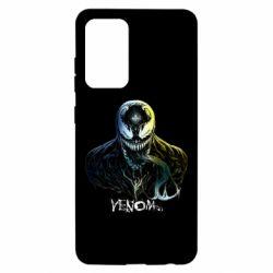 Чехол для Samsung A52 5G Venom Bust Art