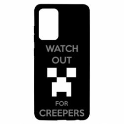 Чохол для Samsung A52 5G Watch Out For Creepers