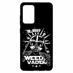 Чехол для Samsung A52 5G Weed Vader