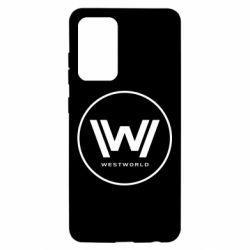 Чохол для Samsung A52 5G Wild West World logo
