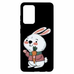 Чохол для Samsung A52 5G Winter bunny