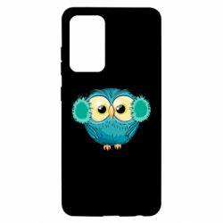 Чохол для Samsung A52 5G Winter owl