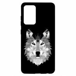 Чохол для Samsung A52 5G Wolf Art